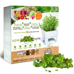 SeedBox Mini huerto oregano