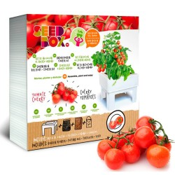 SeedBox Mini huerto tomate cherry